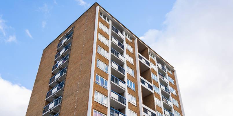Housing tower block blog image